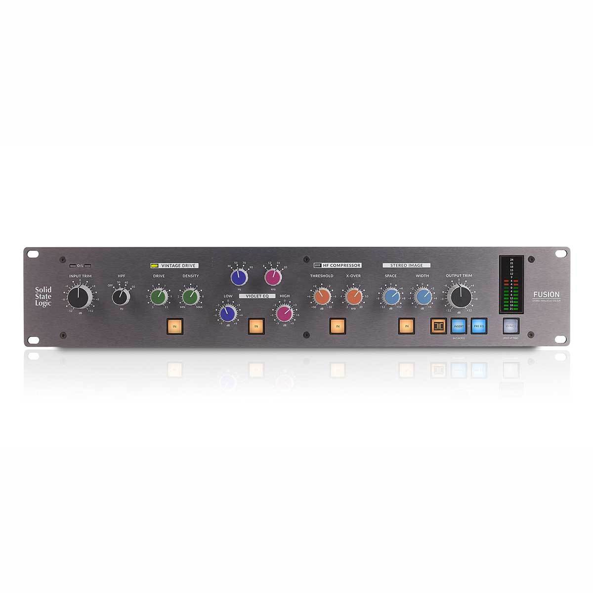 Solid State Logic Fusion Stereo Analogue Processor