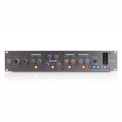 EQ - Solid State Logic Fusion Stereo Analogue Processor
