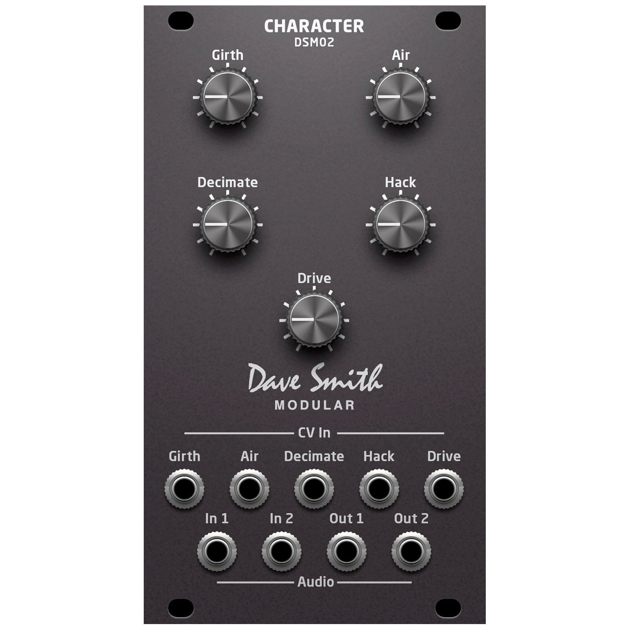 Eurorack Modules - Dave Smith Instruments DSM02 Character Module