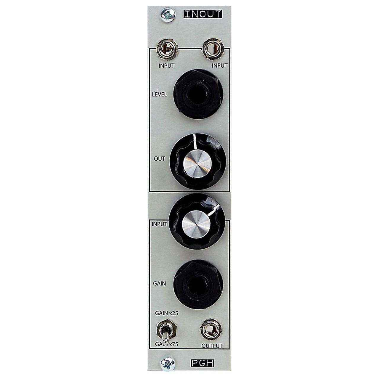 Eurorack Modules - Pittsburgh Modular InOut - Multi-purpose Input And Output Module