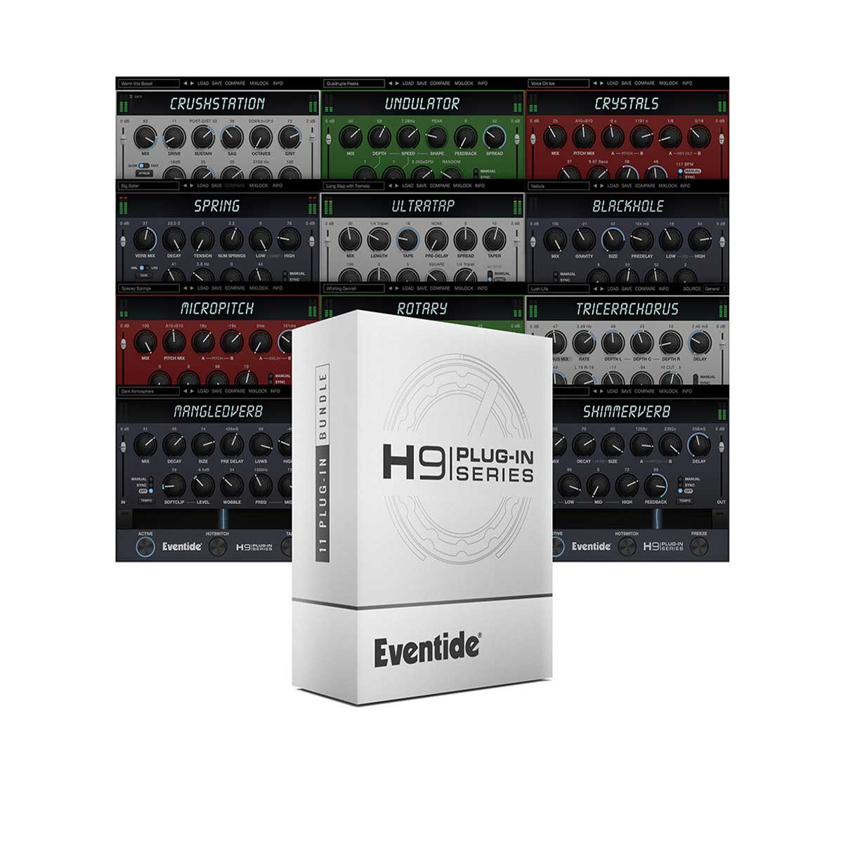 Eventide H9 Series Plugin Bundle