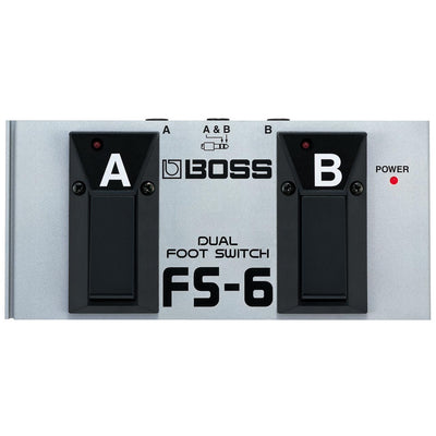 Guitar Accessories - BOSS FS-6 Dual Footswitch