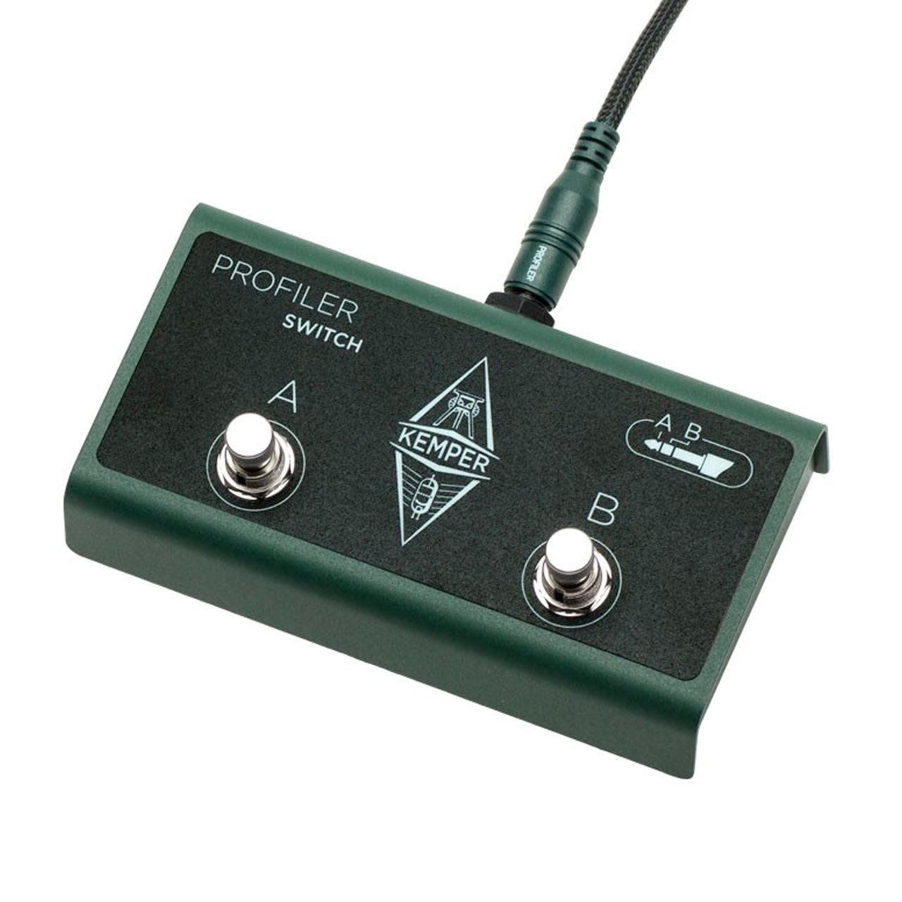 Guitar Accessories - Kemper Profiler Switch 2 Way - For Profiler Amps