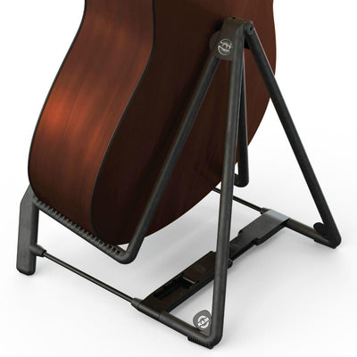 Guitar Accessories - Konig & Meyer 17580 A-guitar Stand »Heli 2« - Black