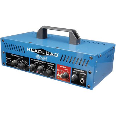 Guitar Accessories - Radial Headload Guitar Amp Load Box