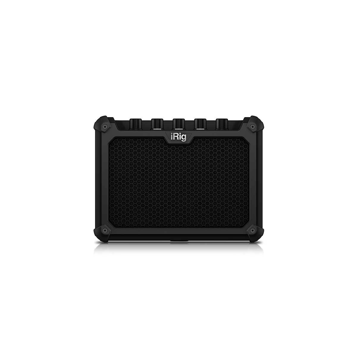 Guitar Amplifiers - IK Multimedia IRig Micro Amp 15W Battery-powered Guitar Amplifier With IOS/USB Interface