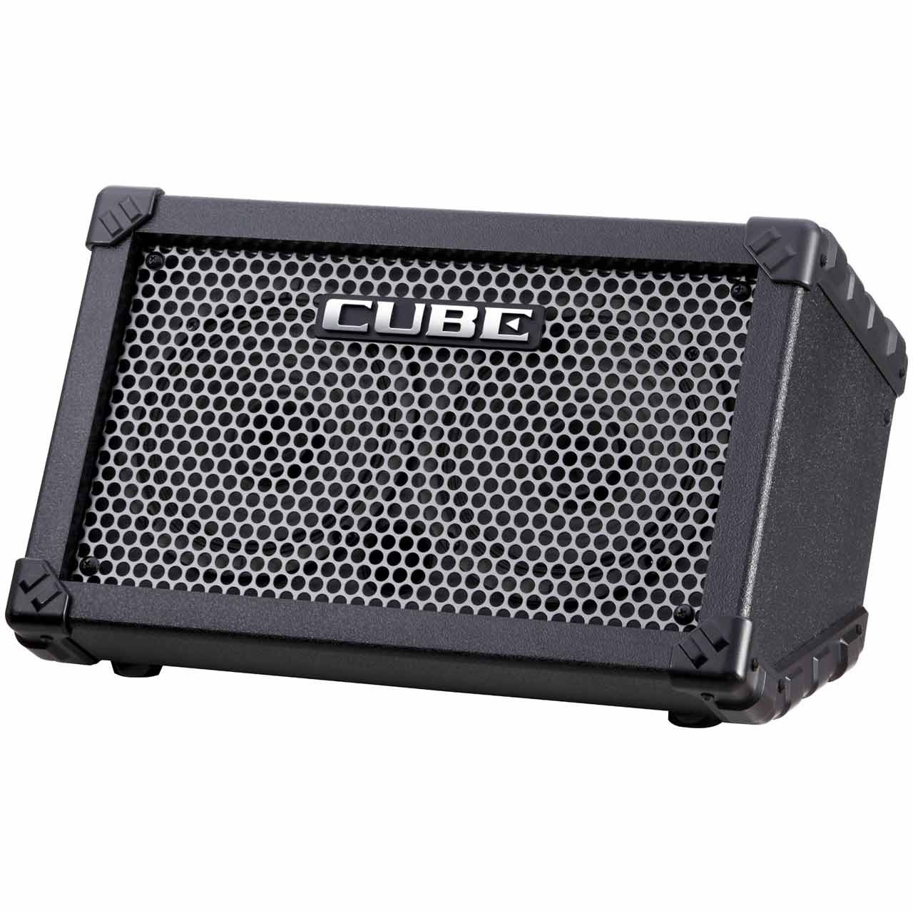 Guitar Amplifiers - Roland CUBE Street Battery-Powered Stereo Amplifier
