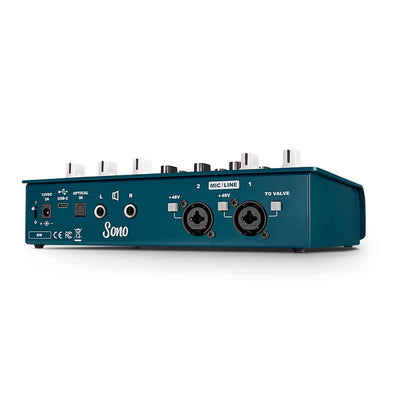 Guitar Audio Interfaces - Audient Sono Audio Interface For Guitarists