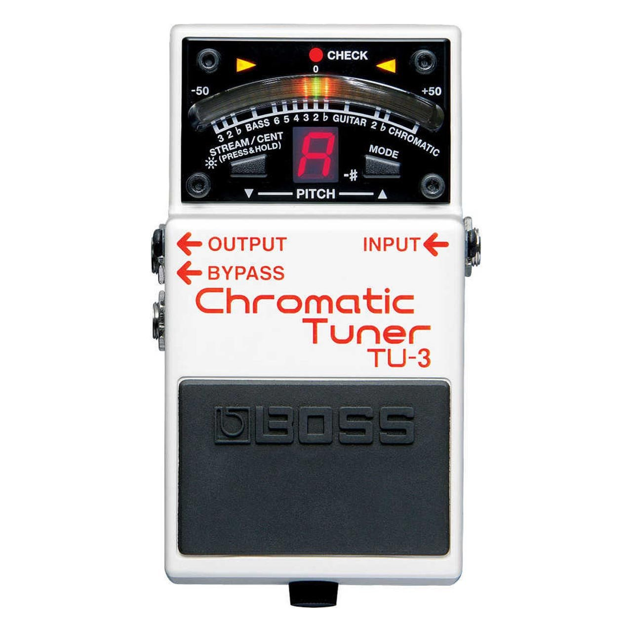 Guitar Tuners - Boss TU-3 Chromatic Tuner Pedal