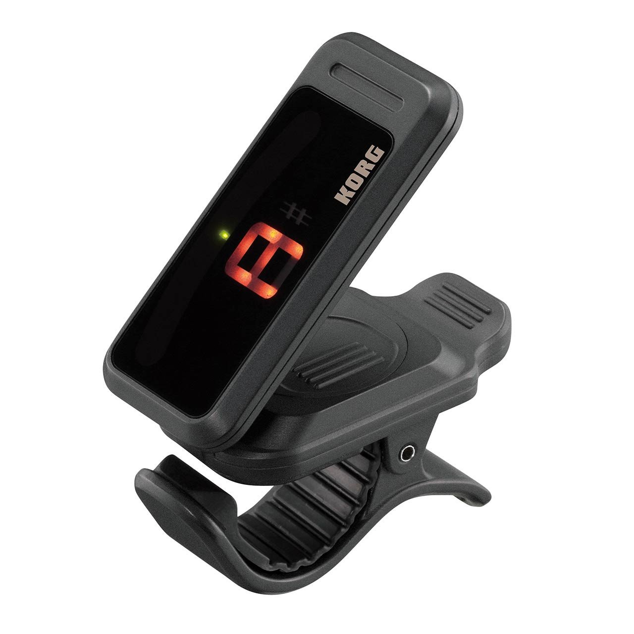 Guitar Tuners - Korg Pitchclip PC-2 Clip-on Chromatic Guitar Tuner