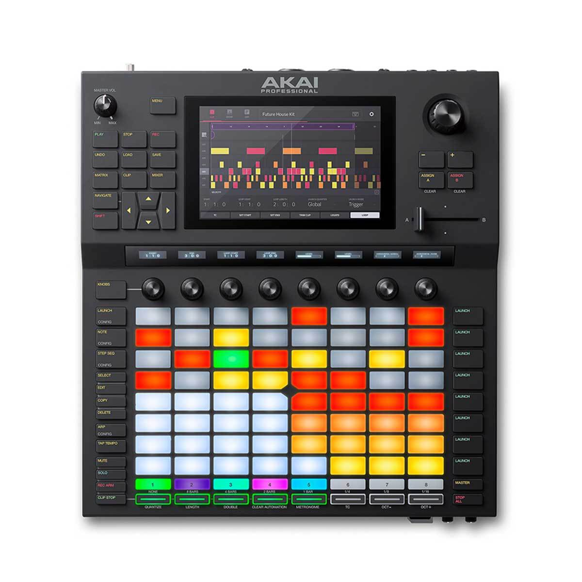 Akai Force Standalone Music Production & DJ Performance System
