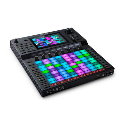 Hardware Samplers - Akai Force Standalone Music Production & DJ Performance System