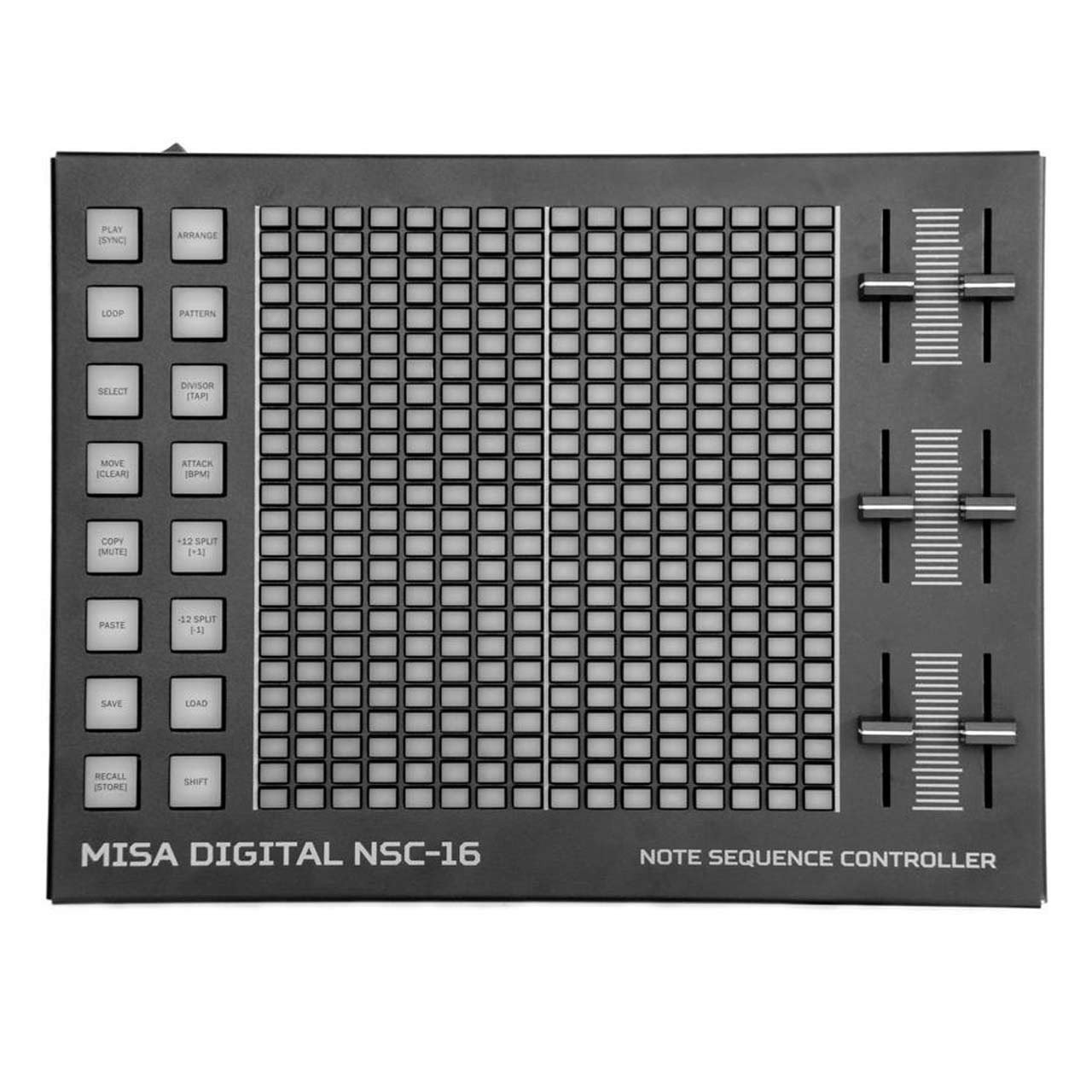Hardware Sequencers - Misa Digital NSC-16 Hardware Note Sequencer Controller