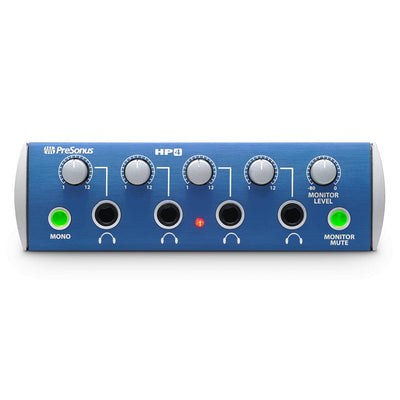 Headphone Amplifier - Presonus HP4 4-Channel Headphone Amplifier