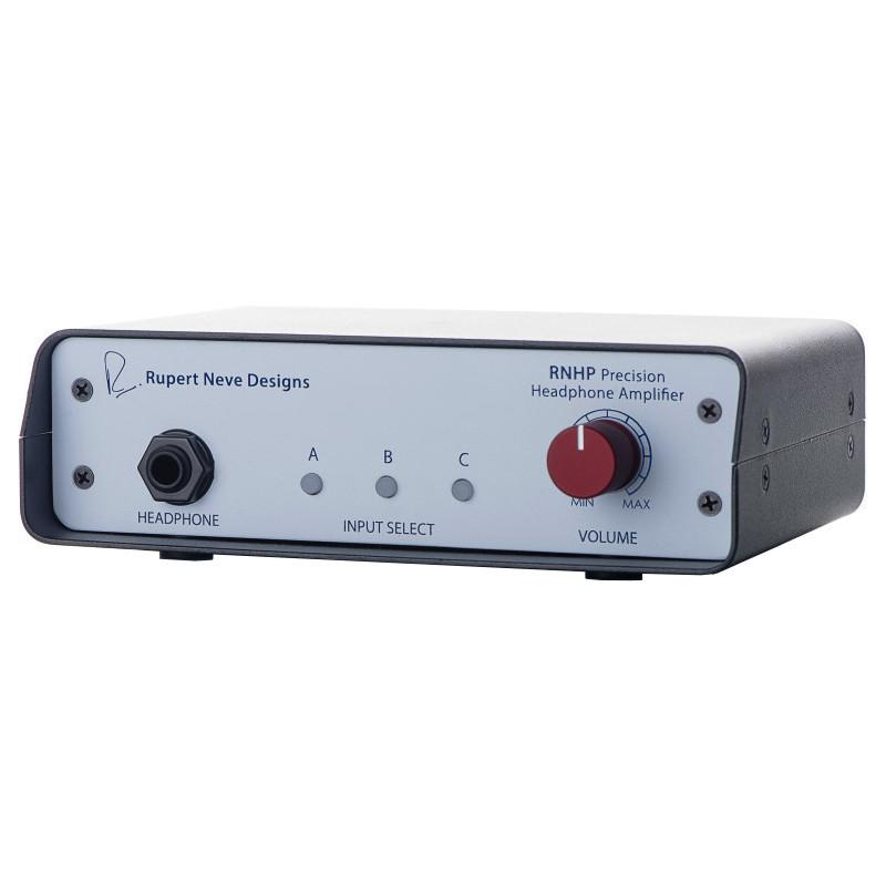 Headphone Amplifier - Rupert Neve Designs RNHP Precision Headphone Amplifier