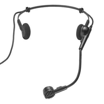 Headset Microphones - Audio-Technica PRO 8HEx Hypercardioid Dynamic Headworn Microphone