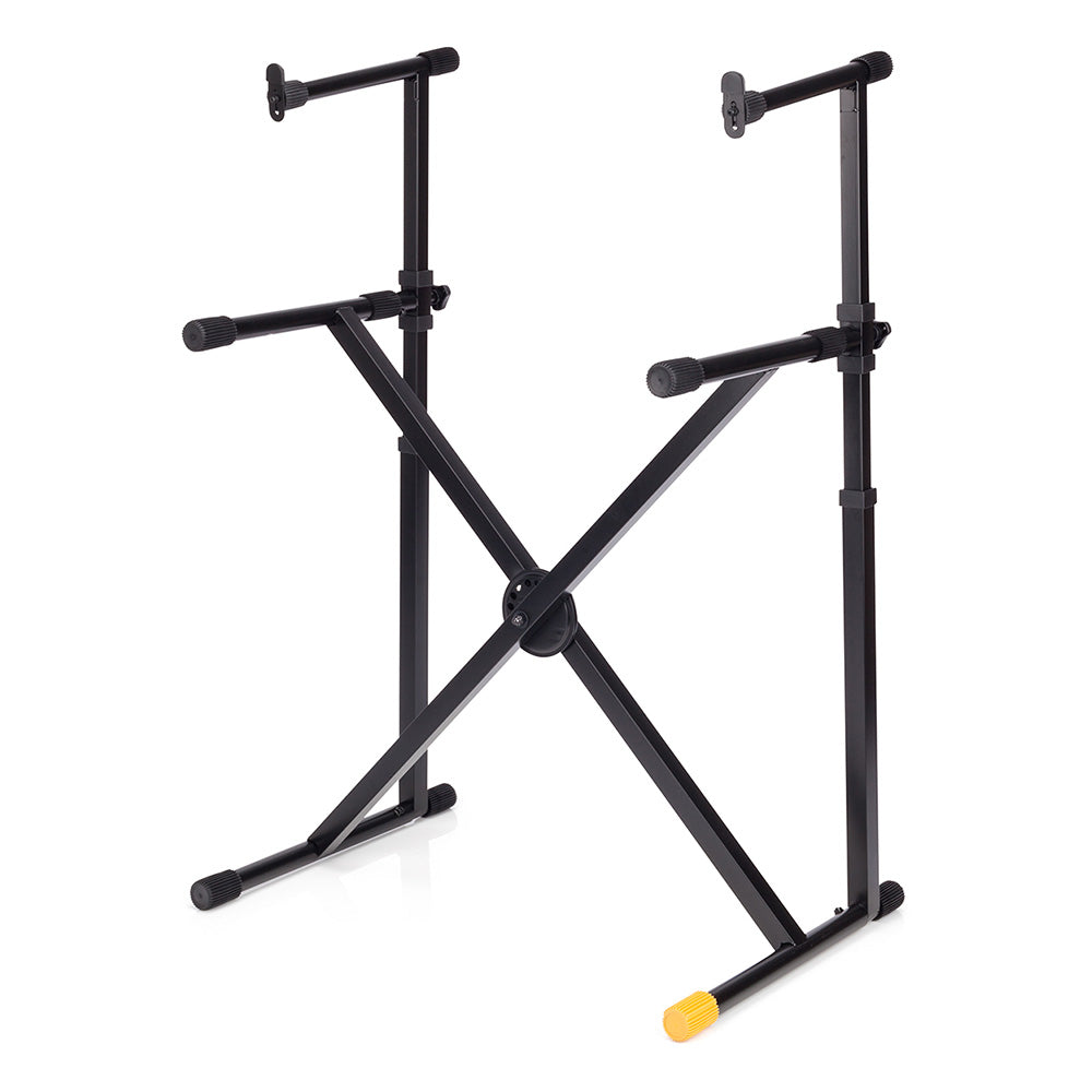 Hercules KS210B Double Tier X Keyboard Stand