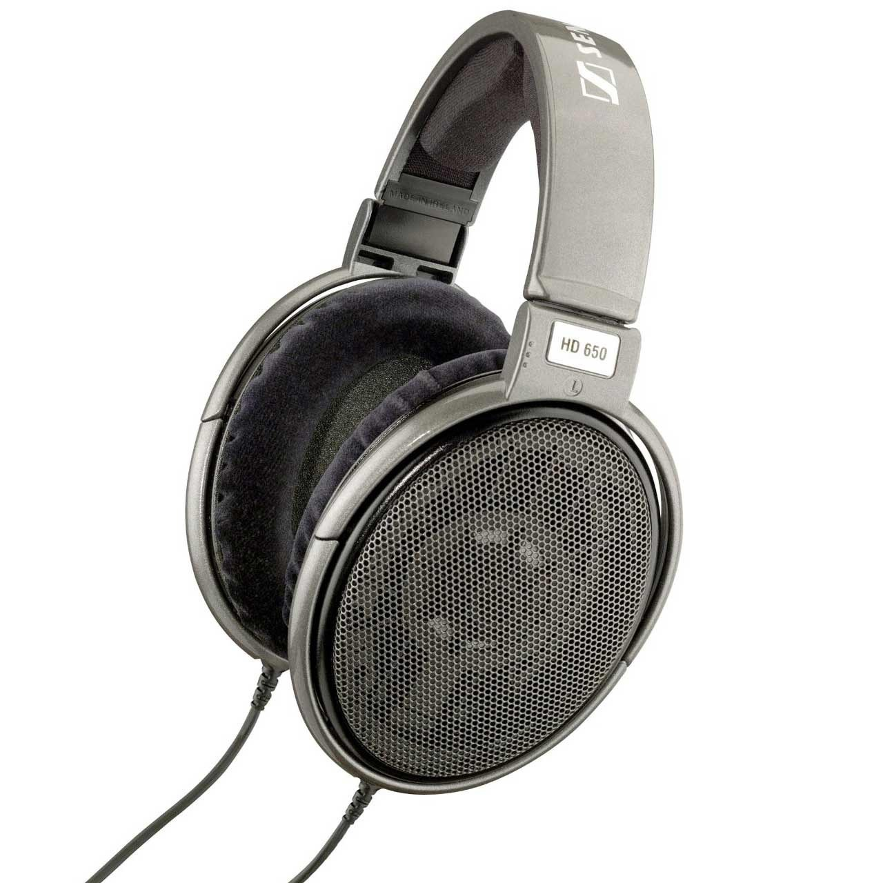 Sennheiser HD 650 Open-Back Professional headphones