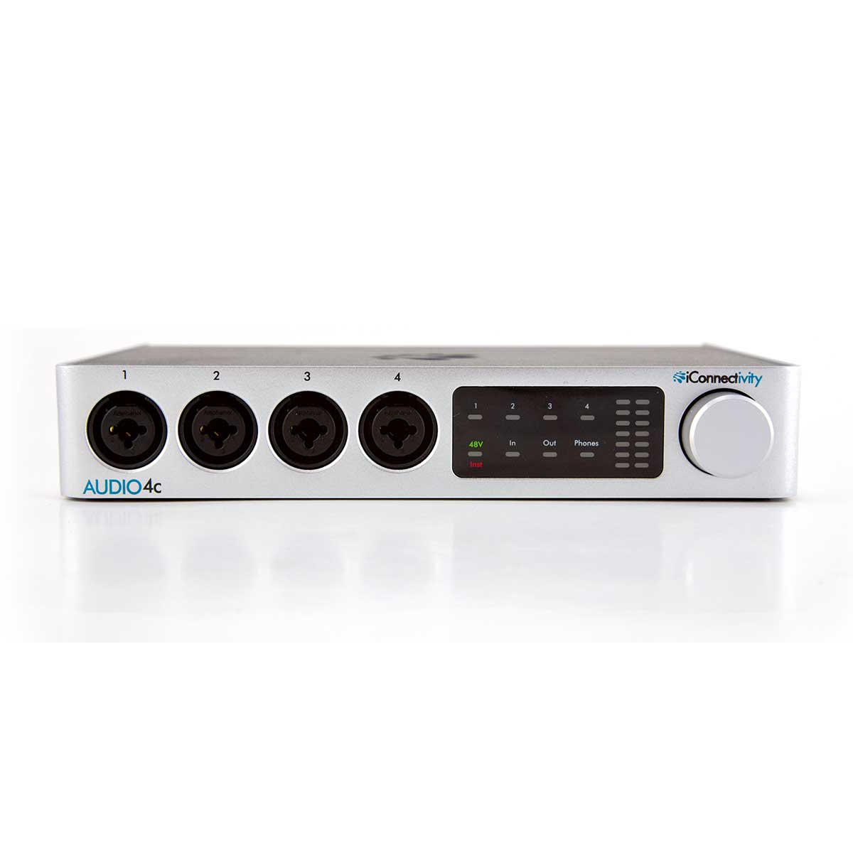 I-Connectivity Audio 4C 4In/4Out USB-C Audio Interface