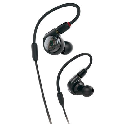 In-ear Headphones - Audio-Technica ATH-E40 Professional In-Ear Monitor Headphones