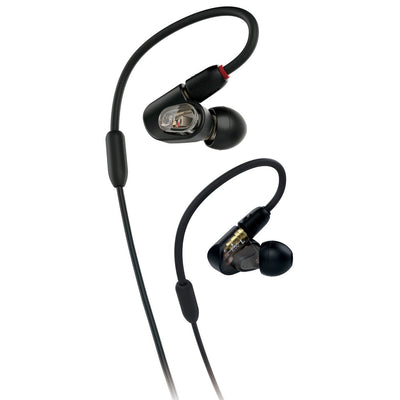 In-ear Headphones - Audio-Technica ATH-E50 Professional In-Ear Monitor Headphones