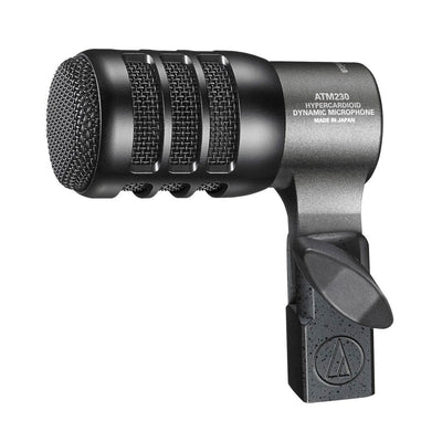 Instrument Microphones - Audio-Technica ATM230 Hypercardioid Dynamic Instrument Microphone