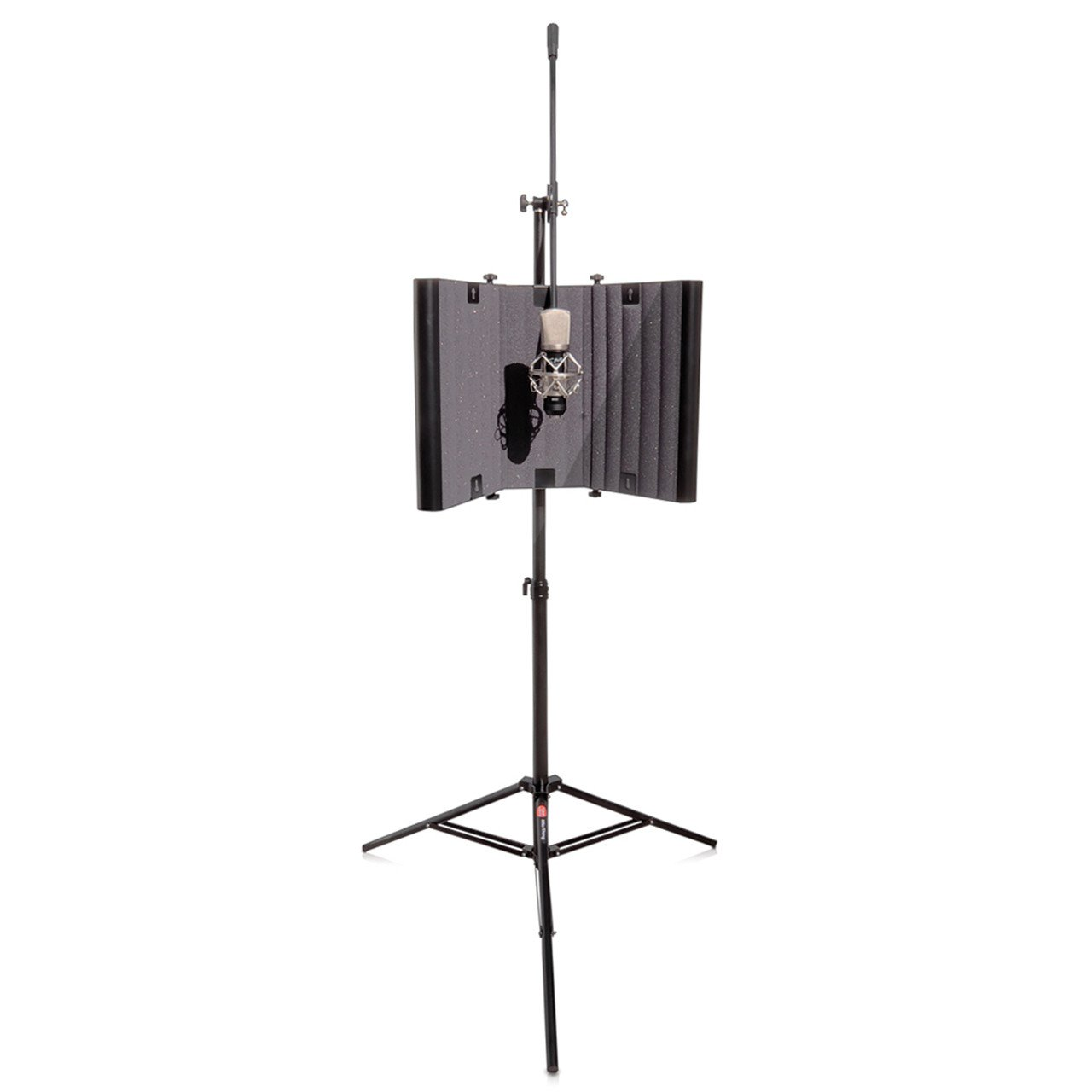SM Pro Audio Mic Thing V2 Microphone Reflection Filter with Stand