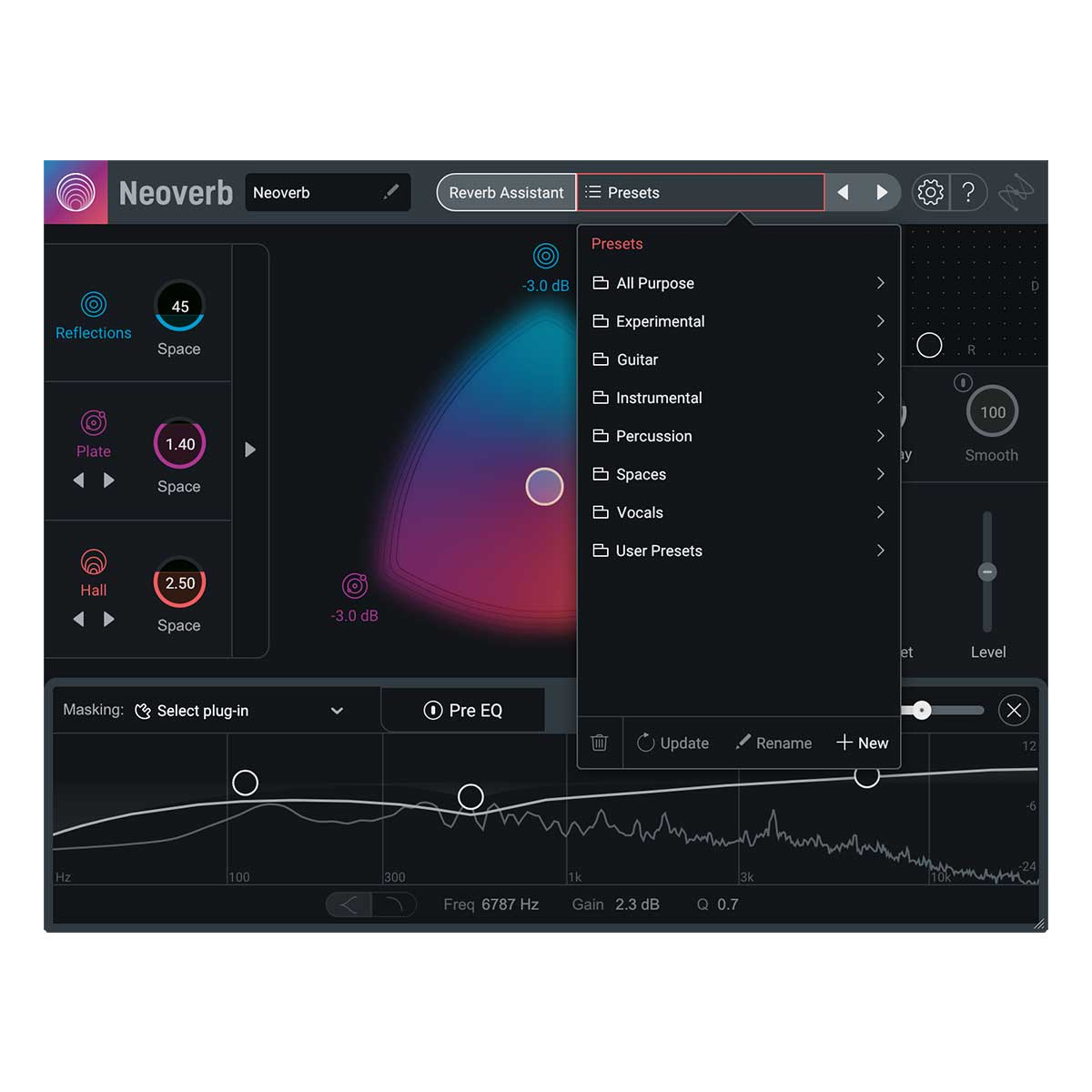 iZotope Neoverb Reverb Plug-In