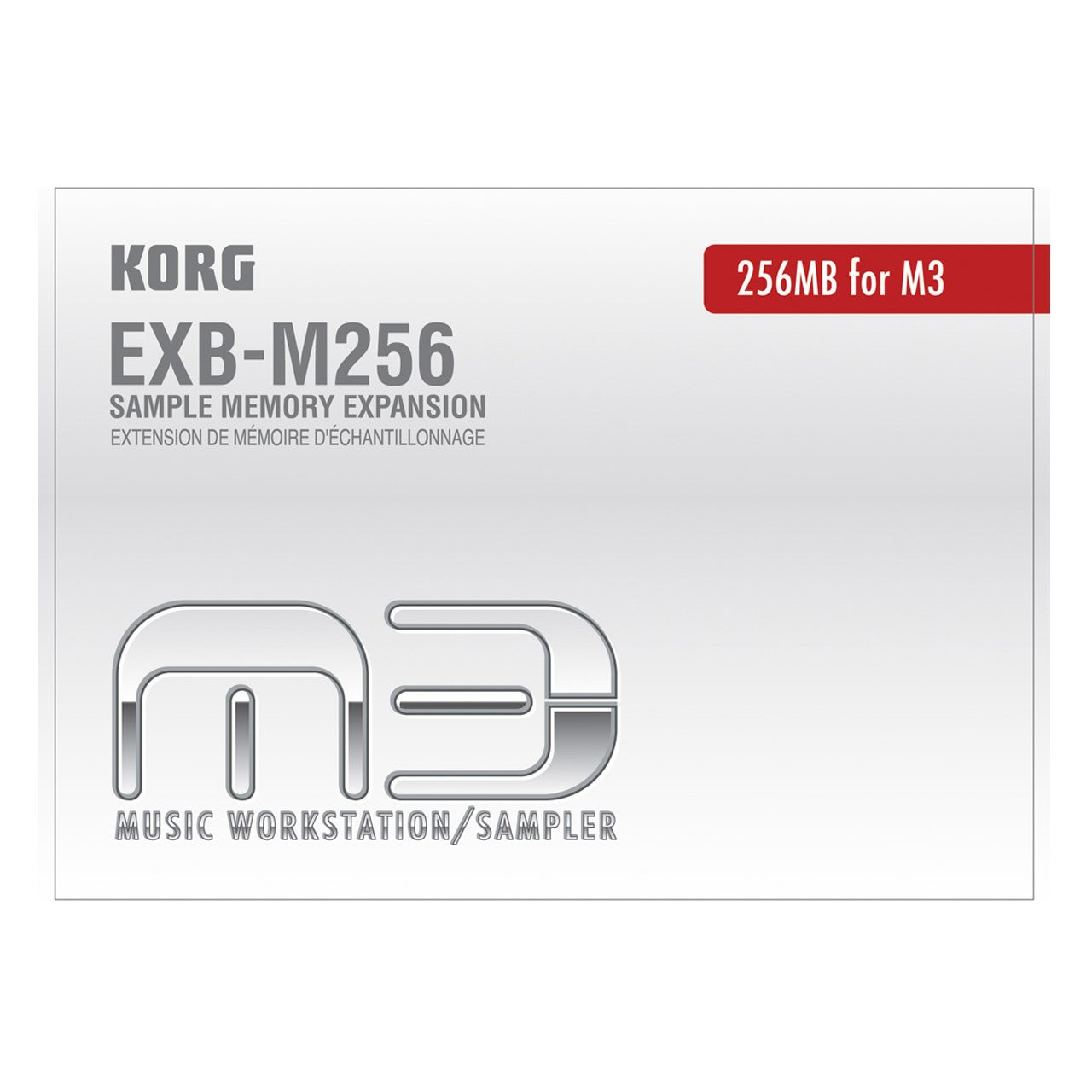 Keyboard Accessories - Korg EXB-M256 Sample Memory Expansion For M3