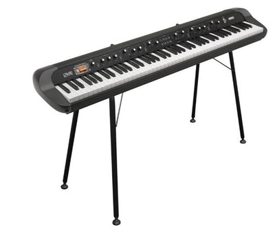 Keyboard Accessories - Korg SV-1 Digital Stage Piano Stand - Black