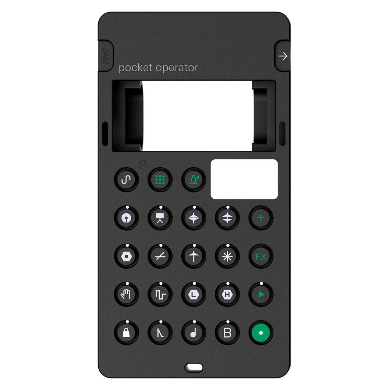 Teenage Engineering CA-12 Silicone Pro-case for PO-12 Pocket Operator