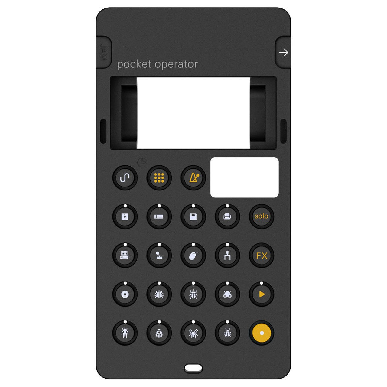 Teenage Engineering CA-24 Silicone Pro-case for PO-24 Pocket Operator