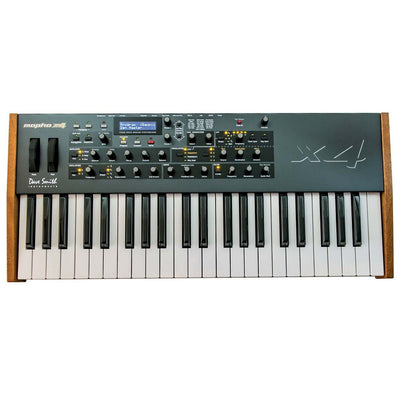 Keyboard Synthesizers - Dave Smith Instruments Mopho X4 - 4 Voice Analogue Synthesizer