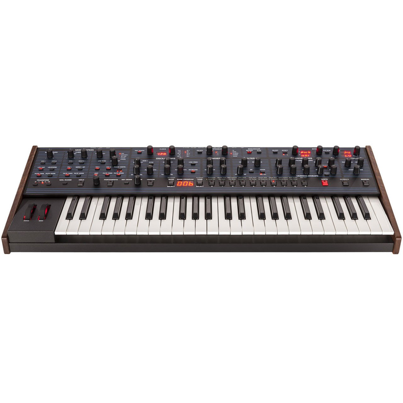 Keyboard Synthesizers - Dave Smith Instruments OB-6 - 6-Voice Polyphonic Analog Synthesizer