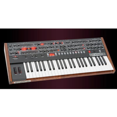 Keyboard Synthesizers - Dave Smith Instruments Prophet-6 Polyphonic Analog Synthesizer