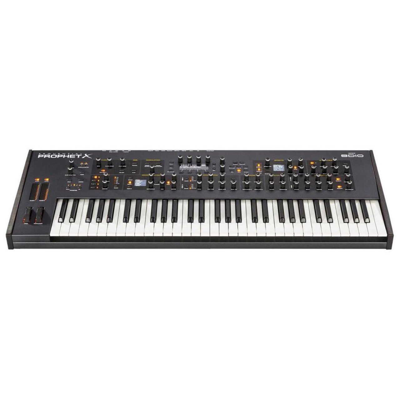 Keyboard Synthesizers - Dave Smith Instruments Sequential Prophet X - Samples-Plus-Synthesis Hybrid Synth