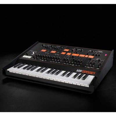 Keyboard Synthesizers - Korg Arp Odyssey Duophonic Synthesizer