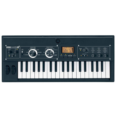 Keyboard Synthesizers - Korg MicroKORG XL+ Analog Modelling Synthesizer Keyboard