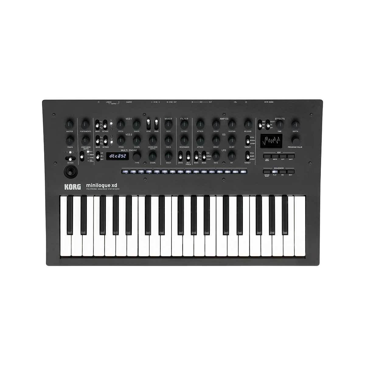 Korg Minilogue XD Polyphonic Analogue Synthesizer