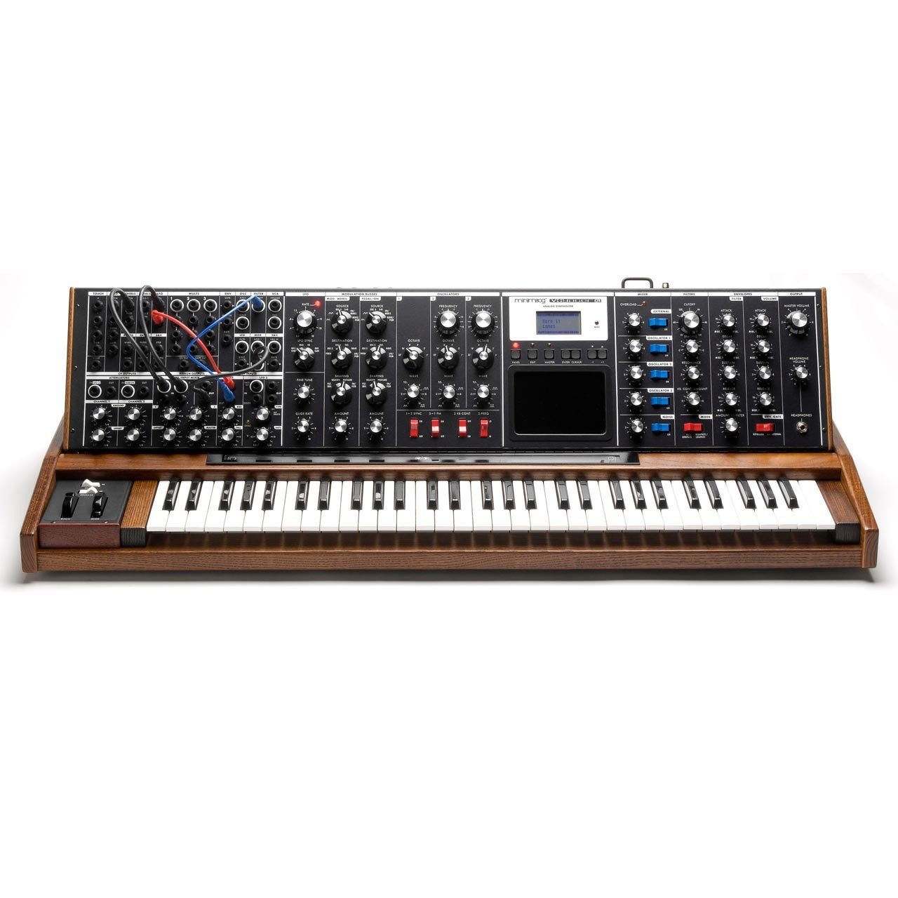 Keyboard Synthesizers - Moog Minimoog Voyager XL Analog Synthesizer