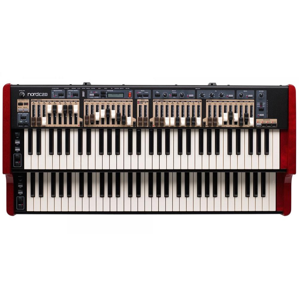 Keyboard Synthesizers - Nord C2D Combo Organ