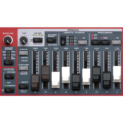 Nord Electro 6D 73-note Semi-Weighted Waterfall Keybed