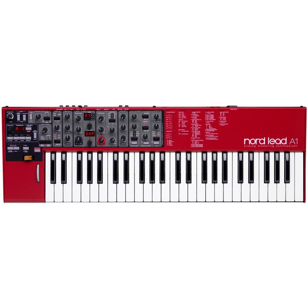 Keyboard Synthesizers - Nord Lead A1 Analog Modeling Synthesizer