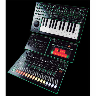 Keyboard Synthesizers - Roland AIRA SYSTEM-1 Keyboard Synthesizer