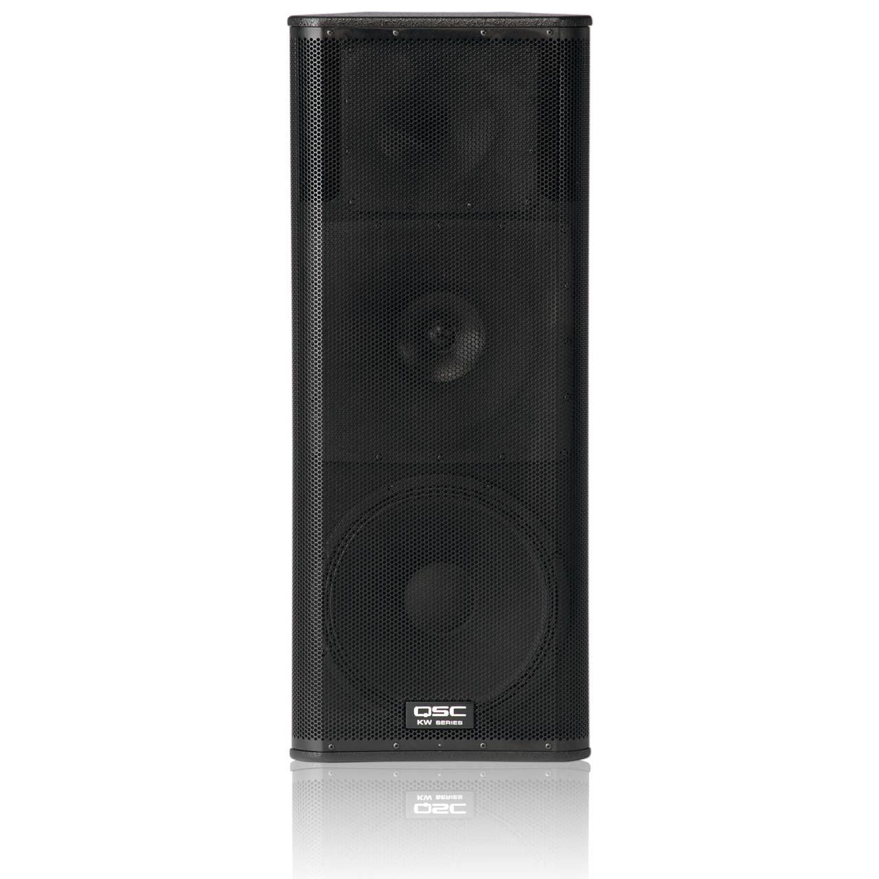 "QSC KW153 15"" 3-Way Active Loudspeaker"