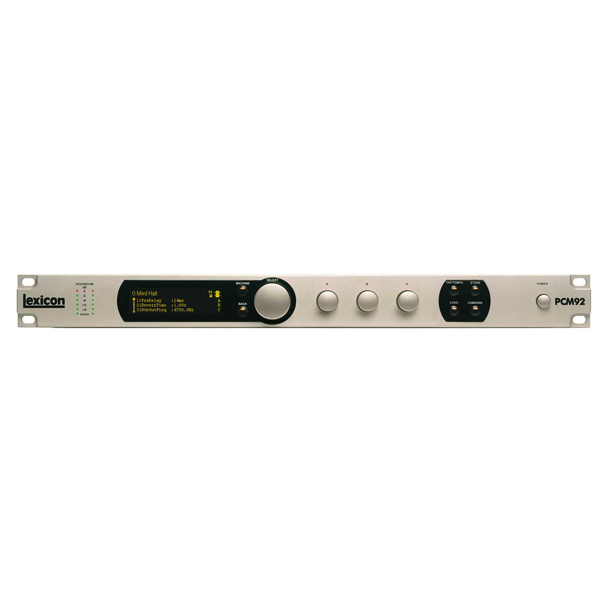 Lexicon PCM92 Reverb and Effects Processor
