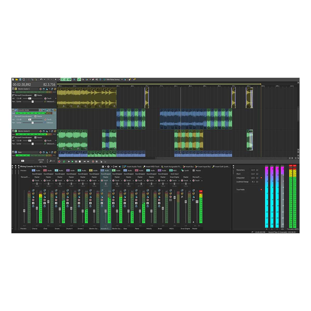 Magix ACID Pro 10 (Serial Nr. Delivery + Download)