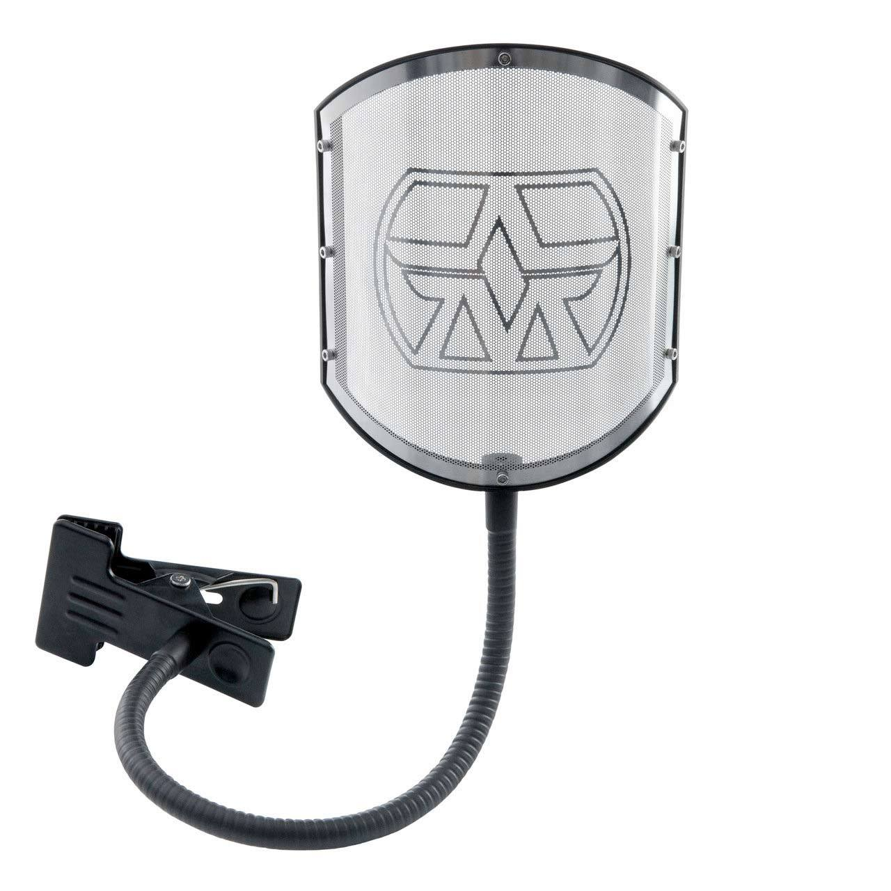 Microphone Accessories - Aston Shield GN - Steel Mesh Pop Filter