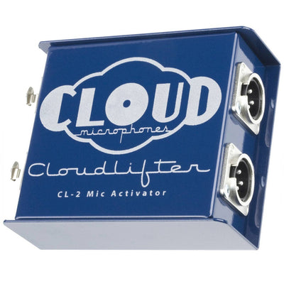Microphone Accessories - Cloud Microphones Cloudlifter CL-2 Mic Activator