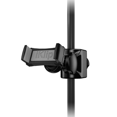 Microphone Accessories - IK Multimedia IKlip Xpand Mini - Universal Mic Stand Support